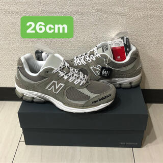 ニューバランス(New Balance)のN.HOOLYWOOD New Balance ML2002RV 26cm(スニーカー)