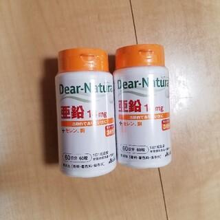 アサヒ - ディアナチュラ 亜鉛+セレン、銅 60日分 二本セット