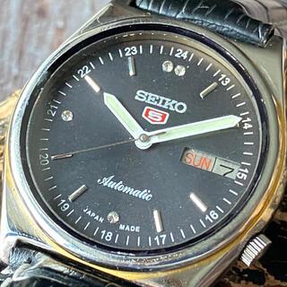 セイコー(SEIKO)の★大人気★SEIKO5★ヴィンテージ★自動巻き★メンズ 腕時計★(腕時計(アナログ))