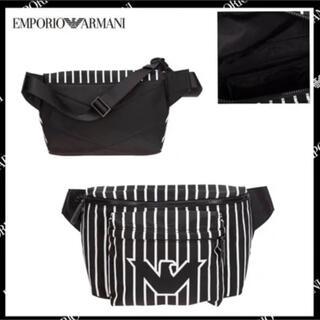 エンポリオアルマーニ(Emporio Armani)のエンポリオアルマーニ ポーチ ベルトバッグ(ボディーバッグ)