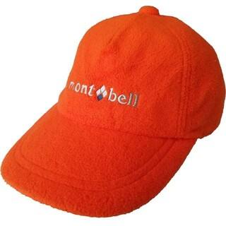 モンベル(mont bell)のmont-bell Earflap Fleece Cap 耳当て付きフリース帽子(帽子)