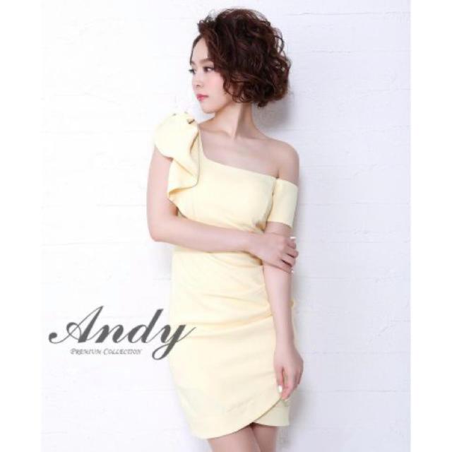 Andy(アンディ)のandyのドレス レディースのフォーマル/ドレス(ナイトドレス)の商品写真