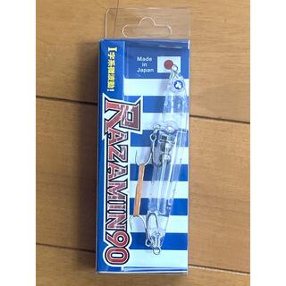 ブルーブルー(BLUE BLUE)のブルー ブルー  ラザミン90    限定カラー フルクリア (ルアー用品)
