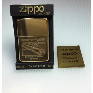 ジッポー(ZIPPO)のZIPPO  LIGHTFR【未使用】1987年製(タバコグッズ)
