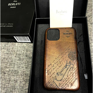 Berluti - ベルルッティ iPhoneケース