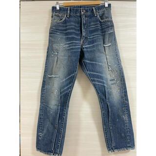 ヴィスヴィム(VISVIM)のvisvim journeyman pants DMGD-27 size1(デニム/ジーンズ)