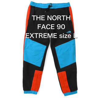 THE NORTH FACE - THE NORTH FACE 90 EXTREME フリースパンツ size L