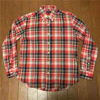 ジムフレックス(GYMPHLEX)のGYMPHLEX ジムフレックス マドラスチェックシャツ(シャツ)