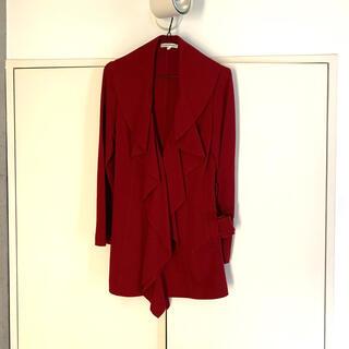 ナラカミーチェ(NARACAMICIE)のナラカミーチェ ワインレッド コート(テーラードジャケット)