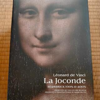 BE@RBRICK Mona Lisa 100% 400%(その他)