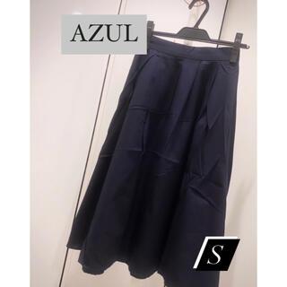 アズールバイマウジー(AZUL by moussy)の新品 AZUL ロングスカート(ロングスカート)
