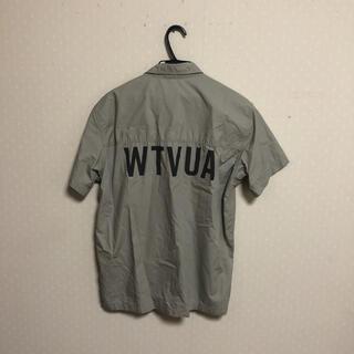W)taps - wtaps ダブルタップス シャツ