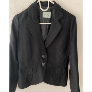 シューラルー(SHOO・LA・RUE)のSHOOLARUE ジャケット ブラック(スーツ)