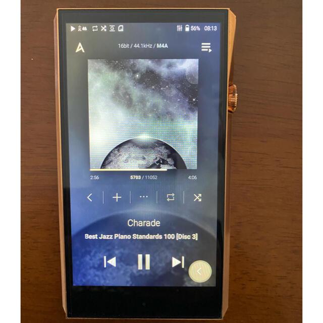 iriver(アイリバー)のiriver Astell&Kern SP1000 Copper スマホ/家電/カメラのオーディオ機器(ポータブルプレーヤー)の商品写真