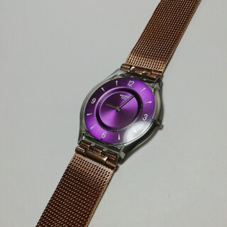 スウォッチ(swatch)のスウォッチ   skin(腕時計(アナログ))