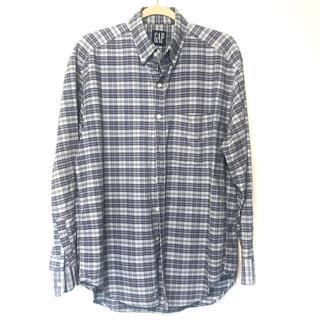 GAP - GAP メンズ ボタンダウンシャツ