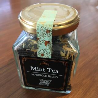 カルディ(KALDI)の紅茶ブレンドティー ペパーミント マリーゴールド(茶)