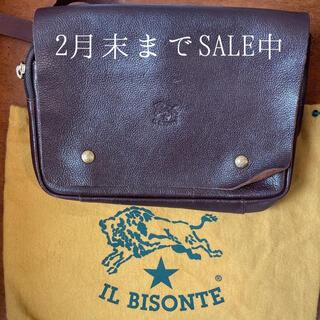 イルビゾンテ(IL BISONTE)のご予約済  イルビゾンテ IL BISONTE ボディーバッグ(ボディーバッグ)