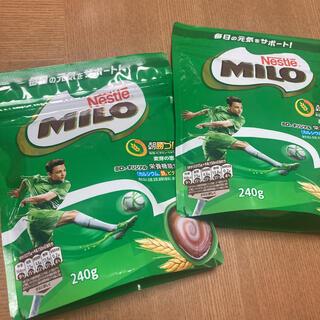 ネスレ(Nestle)の【新品】ネスレ ミロ オリジナル  240g×2袋セット(その他)