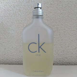 シーケーカルバンクライン(ck Calvin Klein)のカルバン・クライン ck one(ユニセックス)