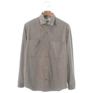 エディフィス(EDIFICE)のEDIFICE カジュアルシャツ メンズ(シャツ)