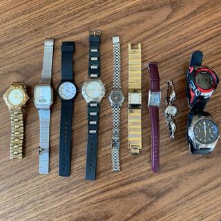 セイコー(SEIKO)の腕時計 メンズ レディース   SEIKO  ricoh CASIO  D&G(腕時計(アナログ))