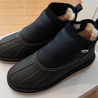 DEUXIEME CLASSE - MUSE de Deuxieme Classe SUICOKE ブーツ BLAC