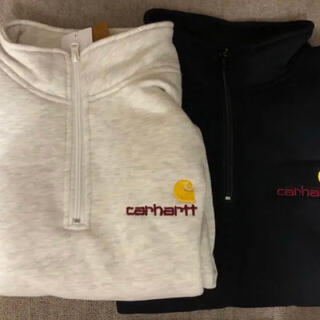carhartt - carhartt ハーフジップ 2枚
