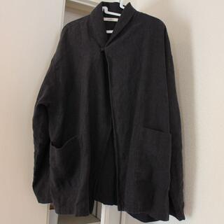 nest Robe - nest robe CONFECT Brushed Linen Haori