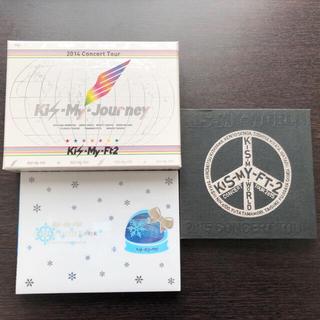 キスマイフットツー(Kis-My-Ft2)の【バラ売り対応可】キスマイ ライブ Blu-ray DVD(ミュージック)