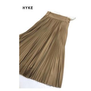 ハイク(HYKE)の値下げ HYKE ハイク プリーツスカート(ロングスカート)
