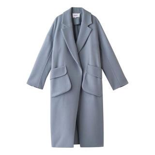 ENFOLD - ENFOLD WOダブルフェイス立体ポケットコート