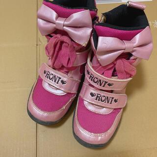 ロニィ(RONI)のRONI 靴 23.0cm ※限定セール(スニーカー)
