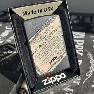 ジッポー(ZIPPO)のzippoジッポ未使用新品ギャランティ(タバコグッズ)