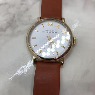 マークバイマークジェイコブス(MARC BY MARC JACOBS)のマークバイマークジェイコブス 腕時計 レディース MBM1316(腕時計)