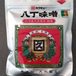 赤味噌 カクキュー八丁味噌銀袋 300g 1袋  発酵食品  みそ汁  味噌(調味料)
