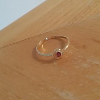 アガット(agete)のファッションリング(リング(指輪))