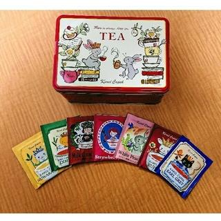 カレルチャペック紅茶 Lovers缶 デイリー50P(茶)