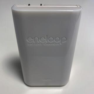 サンヨー(SANYO)の値下げ eneloop エネループ 充電器 NC-TGN01 SANYO (バッテリー/充電器)