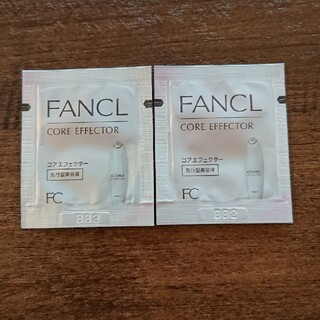 FANCL - ファンケル コアエフェクター 2包
