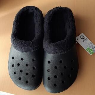 crocs - クロックス ボア付き