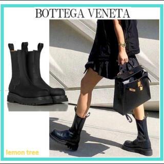 ボッテガヴェネタ(Bottega Veneta)のBOTTEGA VENETA ボッテガ・ヴェネタ  ザ.ラグブーツ(ブーツ)