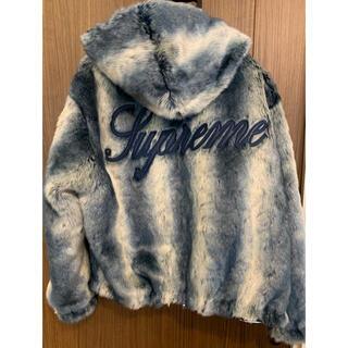 シュプリーム(Supreme)のSupreme Faux Fur Reversible Hooded(ブルゾン)