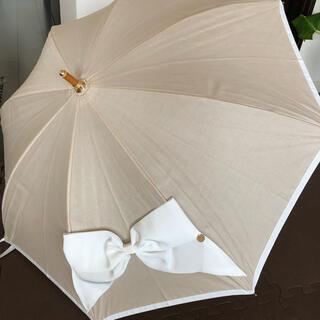 トゥモローランド(TOMORROWLAND)の新品!アシーナニューヨーク日傘(傘)
