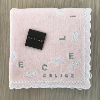 celine - セリーヌ タオルハンカチ  新品 未使用