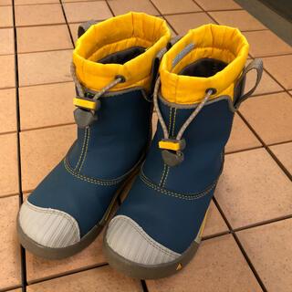 キーン(KEEN)のKEEN キーン レインブーツ キッズ 17cm(長靴/レインシューズ)