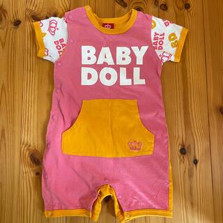 BABYDOLL - BABY DOLL ロンパース 80