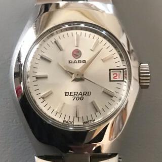 ラドー(RADO)のRADO BERARD700 自動巻(腕時計)