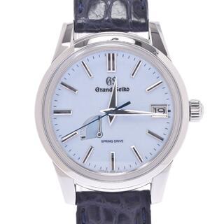 セイコー(SEIKO)のセイコー  グランドセイコー 裏スケ 腕時計(腕時計(アナログ))