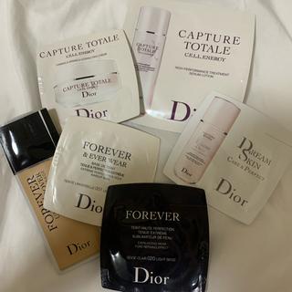 ディオール(Dior)のディオール サンプルセット(サンプル/トライアルキット)